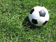 サッカーにどっぷり。
