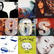 90's 洋楽