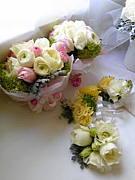 ブーケ職人の小さな花屋