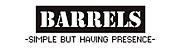 - BARRELS -