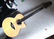 BARITONE 12-strings acoustic