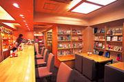 本のある空間