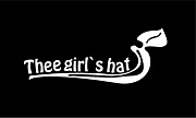 Thee girl's hat