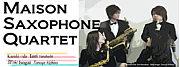 Maison Saxophone Quartet
