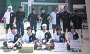 新潟サッカーチーム足軽隊