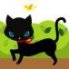黒ネコのロロ