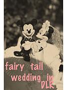 Fairy Tale Wedding in DLR