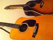 古いギターしか弾かない
