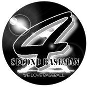Second baseman セカンド4