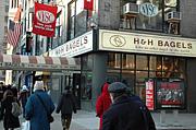 H&H Bagles. ベーグル