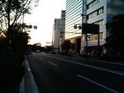 福岡市中央区大手門付近w!