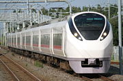 常磐線E657系特急形交直流電車