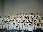 北上翔南高校平成19年度3年5組