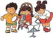 ≪幼児の合奏≫