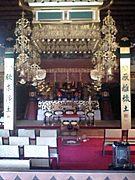 大樹寺(徳川将軍家菩提寺)