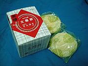 太陽餅(タイヤンピン)