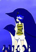 sakuraとオトモペンギン団