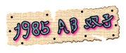 1985年AB型双子座