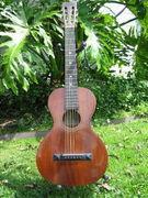 ひょうたんギターが好き!