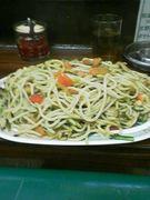 (炒め)スパゲティ(太麺)が好き