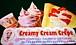 Creamy Cream Crepe 羽村店