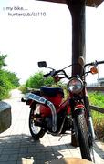 HONDA/CT110/ハンターカブ