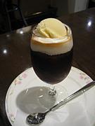 カラオケでコーヒーフロート