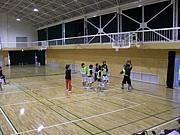 和気閑谷高等学校バスケ部