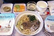 大韓航空のビビンバが好き