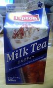 ミルクティー中毒♡