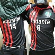 チーム Andante(アンダンテ)