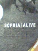SOPHIA 『DIVE』
