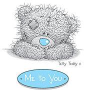 Me to You Tatty Teddy