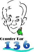 Counter BAR 136