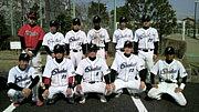 草野球チーム シェイク