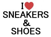 I love sneakers & shoes