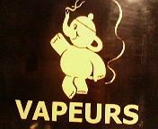 VAPEURS <ヴァプール>