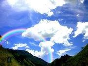 虹を作ろう