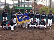 Ak Ladins(草野球チーム)in大阪
