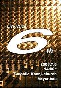 Live『VOICE』
