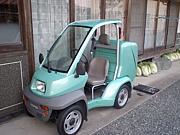 コムス(COMS)電気自動車