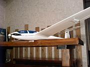 RCモーターグライダー