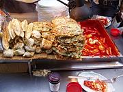 釜山の穴場の安い食べ物屋