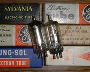 電池式真空管が好き・・・