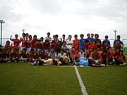7人制サッカー大会in千葉県
