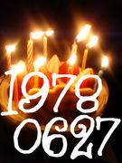 1978年6月27日うまれ