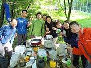 2010二軒小屋キャンプツーリング