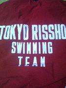 東京立正水泳部