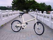 無印良品の自転車