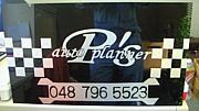 Auto Planner P's